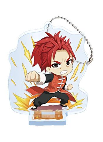 Fate/EXTRA Last Encore Assassin Li Shuwen Collab Exclusive Acrylic Key Chain Stand Action Ver.