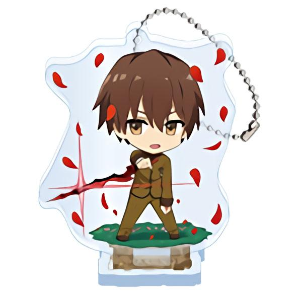 Fate/EXTRA Last Encore Hakuno Kishinami Collab Exclusive Acrylic Key Chain Stand Action Ver.