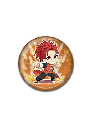 Fate/EXTRA Last Encore Assassin Li Shuwen Collab Exclusive Can Badge Button Pin