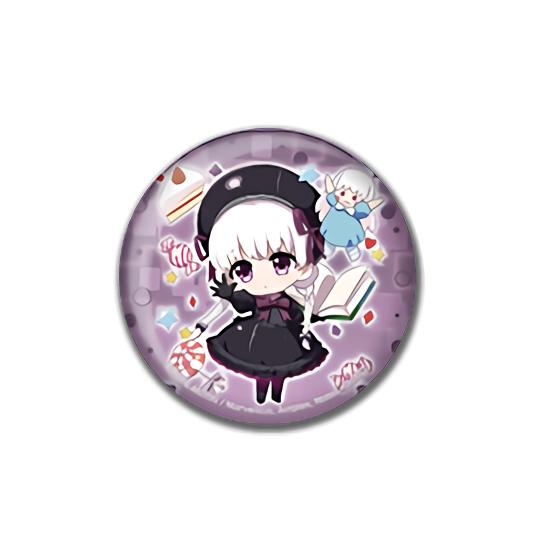 Fate/EXTRA Last Encore Caster Nursery Rhyme Collab Exclusive Can Badge Button Pin