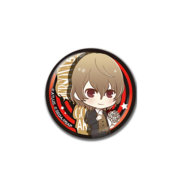 Persona 5 Collab Cafe Exclusive Can Badge Pin Type A