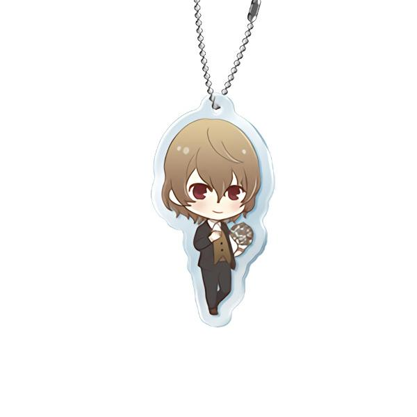 Persona 5 Collab Cafe Exclusive Acrylic Key Chain Mascot Type A
