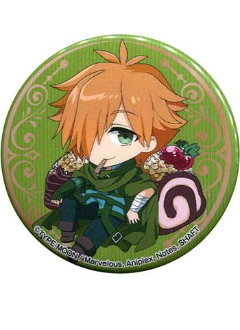 Fate/EXTRA Last Encore Archer Robin Hood Collab Exclusive Can Badge