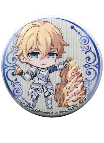Fate/EXTRA Last Saber Gawain Collab Exclusive Can Badge