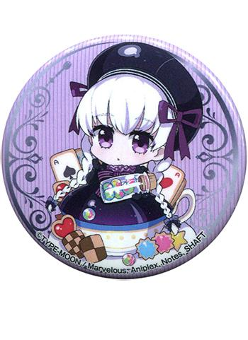 Fate/EXTRA Last Caster Nursery Rhyme Collab Exclusive Can Badge