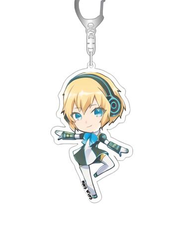 Persona 3 Dancing Moon Light Aegis Exclusive Acrylic Key Chain Mascot