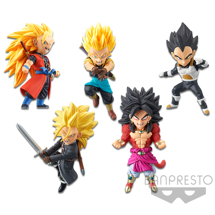 Dragon Ball Heroes Vegeta World Collectable Figure WCF Vol.2 SSJ3