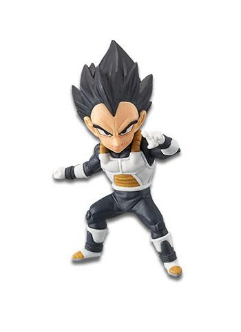 Dragon Ball Heroes World Collectable Figure Vol.2 SSJ3 Vegeta