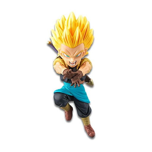 Dragon Ball Heroes Xeno Gotenks World Collectable Figure WCF Vol.2 SSJ3