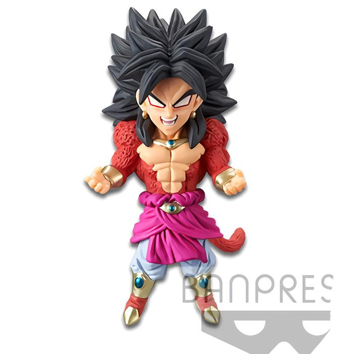 Dragon Ball Heroes Broly World Collectable Figure WCF Vol.2 SSJ3