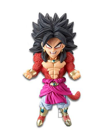 Dragon Ball Heroes World Collectable Figure Vol.2 SSJ3 Broly