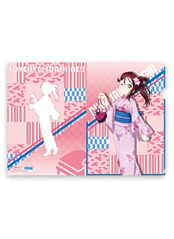 Love Live! Sunshine!! Yukata Ver. Riko Exclusive Character Clear File
