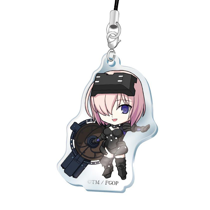 Fate Grand Order × Lawson Exclusive Acrylic Strap 2018 FGO
