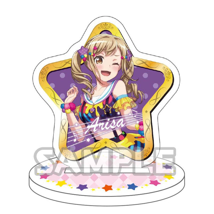 Bang Dream! Poppin' Party Petite Character Acrylic Stand *Set of 5*