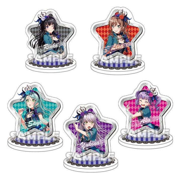 Bang Dream! Roselia Petite Character Acrylic Stand *Set of 5*
