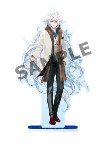 Fate Go Fest FGO Caster Merlin Event Exclusive Acrylic Stand Mascot