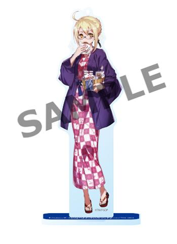 Fate Go Fest FGO Mysterious Heroine X Alter MHX Event Exclusive Acrylic Stand Mascot