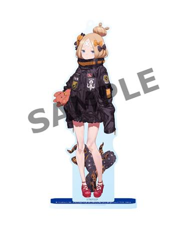 Fate Go Fest FGO Abigail Williams Abby Event Exclusive Acrylic Stand Mascot