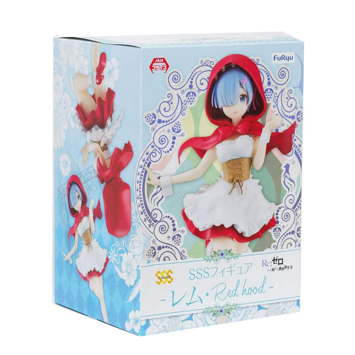 Re: Zero - Rem Red Riding Hood Ver. - SSS Figure