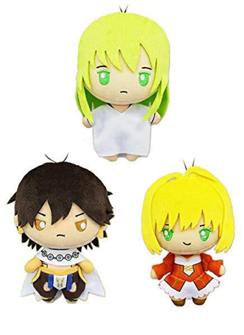 Fate Grand Order Sanrio - Nero Enkidu Ozymandias - Prize Plush Toy Doll Vol.7 FGO