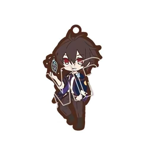 The Greatest Demon Lord is Reborn as a Typical Nobody - Varvatos - Fujimi Fantasia Bunko Limited Character Rubber Key Chain Mascot