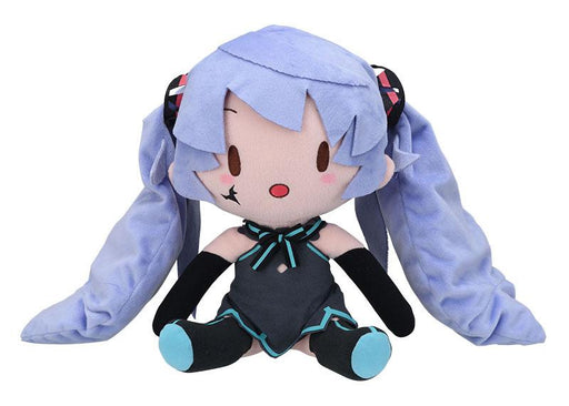 Vocaloid Hatsune Snow Miku Ghost Project DIVA Future Tune Special Fluffy Plush Toy