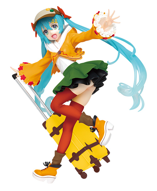 Vocaloid - Hatsune Miku Autumn Outfit Renewal - Character Prize Figure