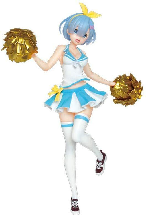 Re: Zero - Rem - Cheerleader Precious Character Prize Figure (Original Cheerleader Version)