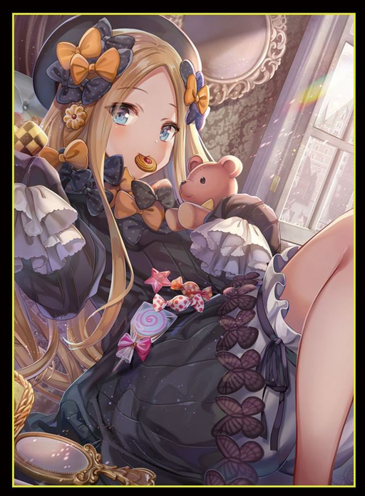 C97 Fate Grand Order FGO - Abigail Williams Foreigner Circle Midnight Blue - Doujin Character Sleeves
