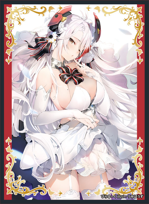 C97 Azur Lane - Prinz Eugene Wedding Outfit Ver. Circle Piraruuki - Doujin Character Sleeves