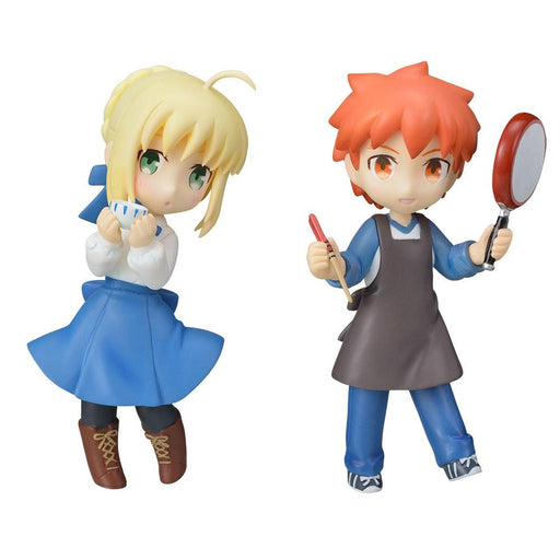 Today's Menu for the Emiya Family - Character MDF Mini Display Figure
