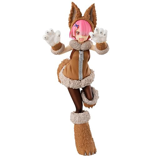 Re: Zero - Ram Fairy Tale Ram Big Bad Wolf - Character SSS Prize Figure