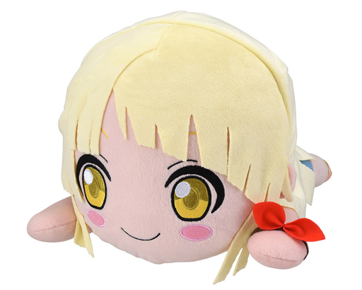 Bang Dream! Hello, Happy World! HaroHapi Kokoro Private Fashion - Mega Jumbo Nesoberi Plush