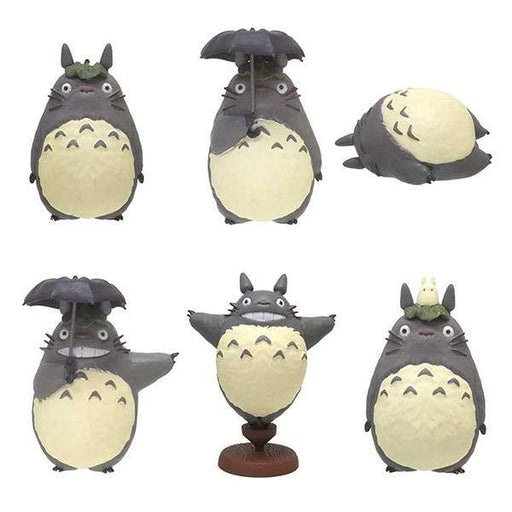 My Neighbor Totoro - So Many Poses! Totoro - Benelic Character Mini Figure