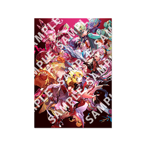 Macross Delta Walkure Live Tour 2020 - Character Program Book Pamphlet