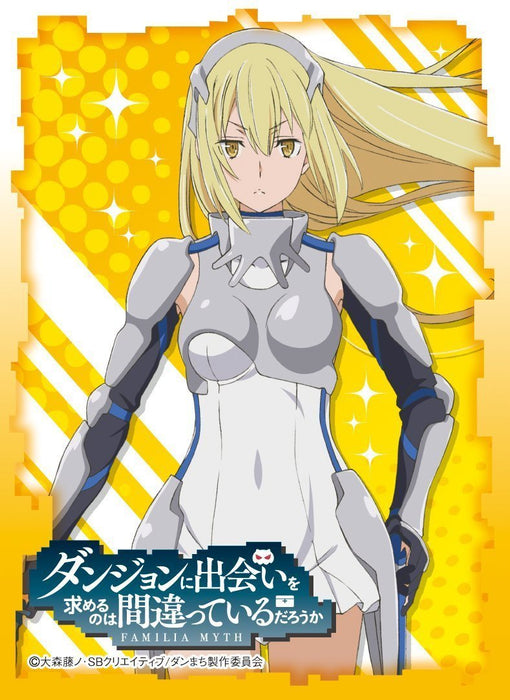 DanMachi, Is It Wrong To Pick Girls at the Dungeon - Aiz Wallenstein Ais - Sleeves No.MT128