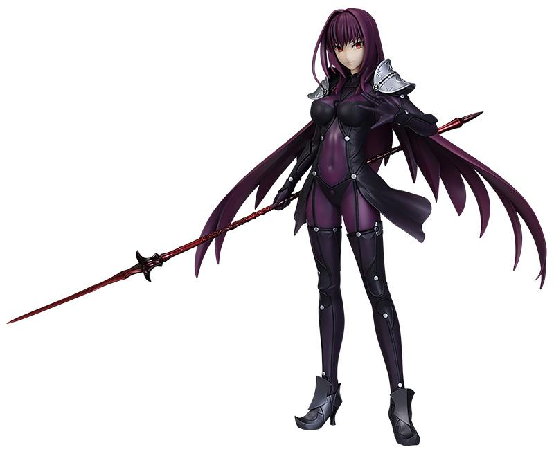 Fate/Extella Link Lancer Shishou Scathach - Special Premium SPM Prize Figure FGO