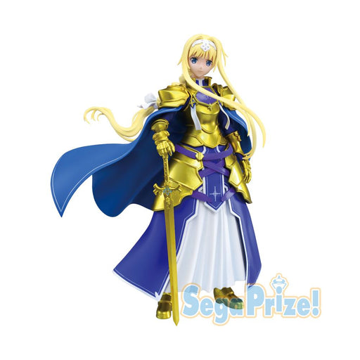 Sword Art Online SAO Alicization Alice Integrity Knight Premium SPM Prize Figure