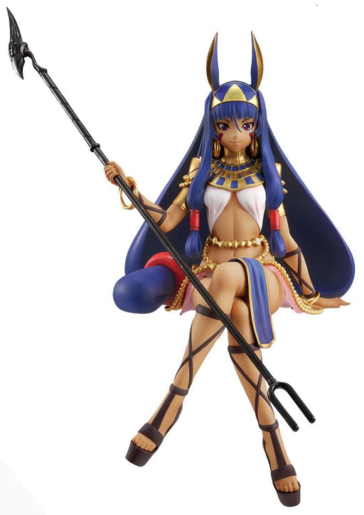 Fate Grand Order Caster Nitocris Character Noodle Cup Topper Prize Figure FGO