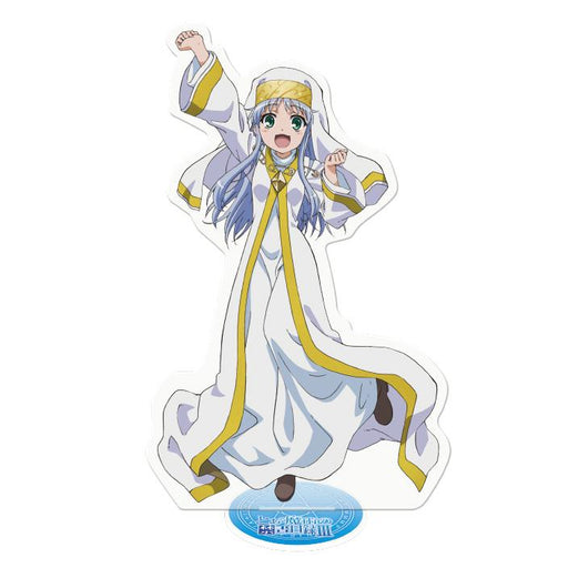 "Certain Magical Index Librorum Prohibitorum Character BIG Acrylic 11"" Stand"