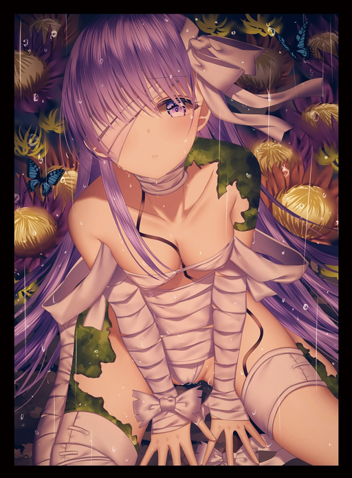 COMIC☆1 15 Fate Grand Order CCC Kingprotea Alter Ego G - Doujin Character Sleeves FGO