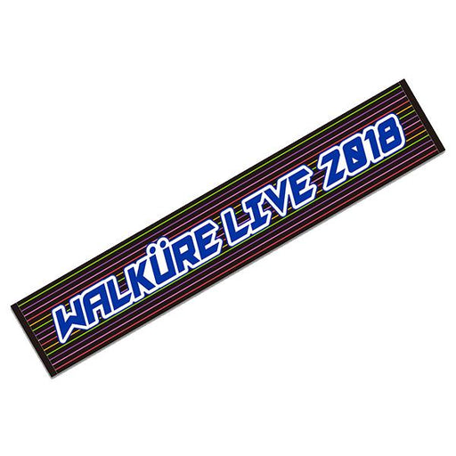 Macross Delta Walkure Live 2018 Officia Character Muffler Style Towel