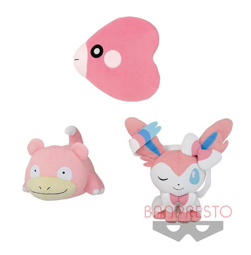 "Pokemon Colorful Series 10"" Character Prize Super DX Plush Toy"
