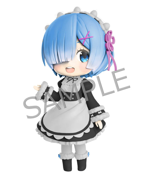 Re:Zero - Rem Crystal Doll - Character Prize Figure