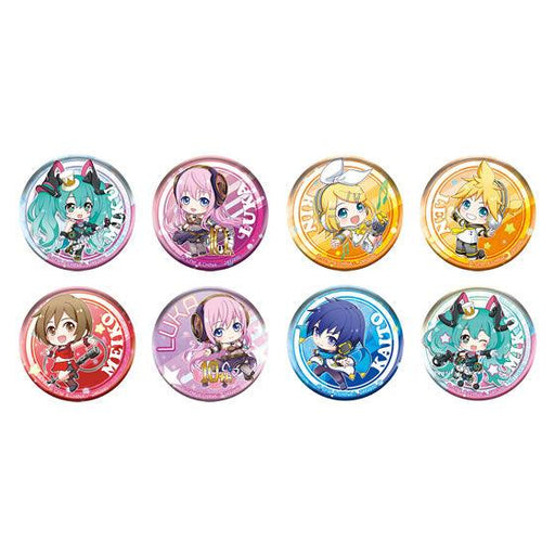 Vocaloid Hatsune Miku Asato Magical Mirai 2019 Characters Capsule Can Badge