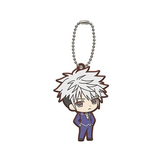 Fruits Basket - Character Capsule Rubber Key Chain Mascot