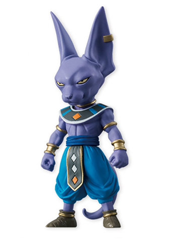 Dragon Ball Adverge - Beerus - Candy Toy Figure Vol.4