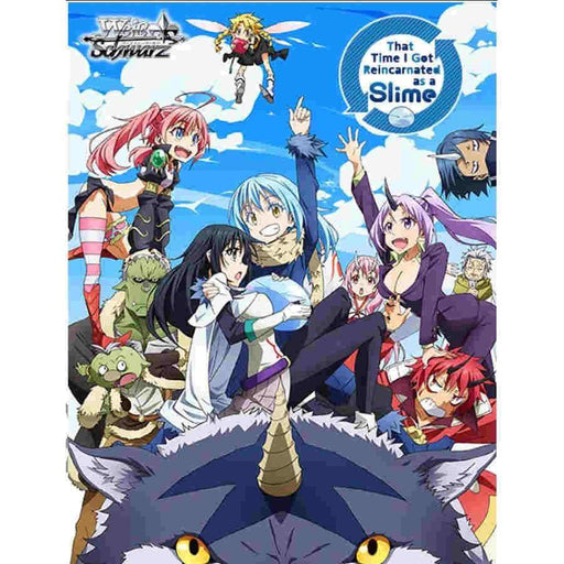 Weiss Schwarz: That Time I Got Reincarnated as a Slime - English Booster Box