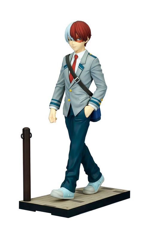 My Hero Academia MHA - Shoto Todoroki Uniform Ver KONEKORE - BellFine Character 1/8 Scale Figure Nov 2020