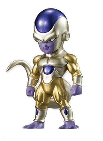 Dragon Ball Adverge - Golden Frieza - Candy Toy Figure Vol.4